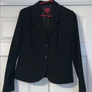 212 Collection Black Blazer size 10